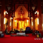 วัดศรีโคมคำ (Wat Si Khom Kham) ริมกว๊านพะเยา ตำบลเวียง อำเภอเมืองพะเยา จังหวัดพะเยา