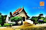 วัดสุวรรณคีรี (Wat Suwan Khiri) บ้านคีรีสุวรรณ ตำบลหนองป่าก่อ อำเภอดอยหลวง จังหวัดเชียงราย 57110