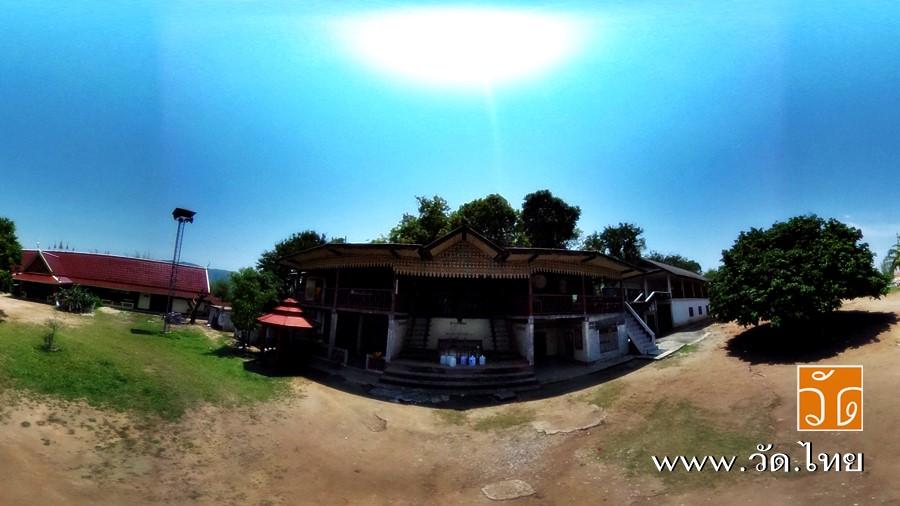 วัดบ้านใหม่พัฒนา ( Wat Ban Mai Pattana ) บ้านใหม่พัฒนา ตำบลหนองป่าก่อ อำเภอดอยหลวง จังหวัดเชียงราย 57110