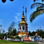 วัดบ้านใหม่พัฒนา ( Wat Ban Mai Pattana ) หนองป่าก่อ อำเภอดอยหลวง จังหวัดเชียงราย