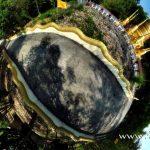 วัดป่าอรัญญวิเวก ( Wat Pa Aranya Wiwek ) บ้านป่าลัน ตำบลปงน้อย ดอยหลวง เชียงราย