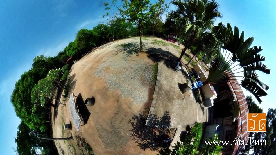 วัดป่าลันน้อย ( Wat Palan noi ) หมู่ที่ 5 บ้านป่าลัน ตำบลปงน้อย อำเภอดอยหลวง จังหวัดเชียงราย 57110