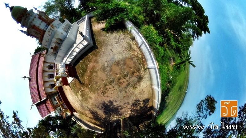 วัดร่มแก้ว ( วัดห้วยไร่เก่า ) Wat Rom Kaew บ้านร่มแก้ว ตำบลปงน้อย อำเภอดอยหลวง จังหวัดเชียงราย 57110