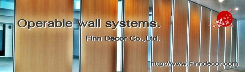 Finn-Movable wall systems & Operable wall systems1