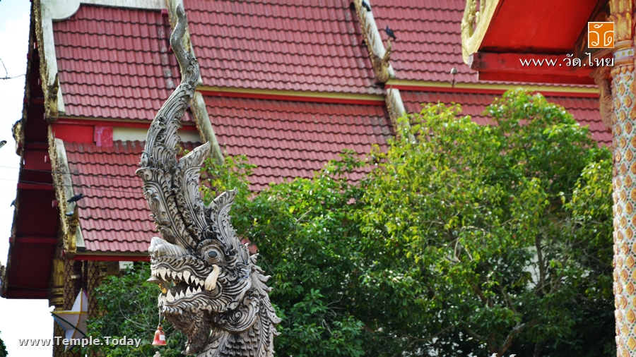 วัดปงสนุก เชียงแสน (Wat Pong Sanuk) ถนนริมโขง ตำบลเวียง อำเภอเชียงแสน จังหวัดเชียงราย 57150