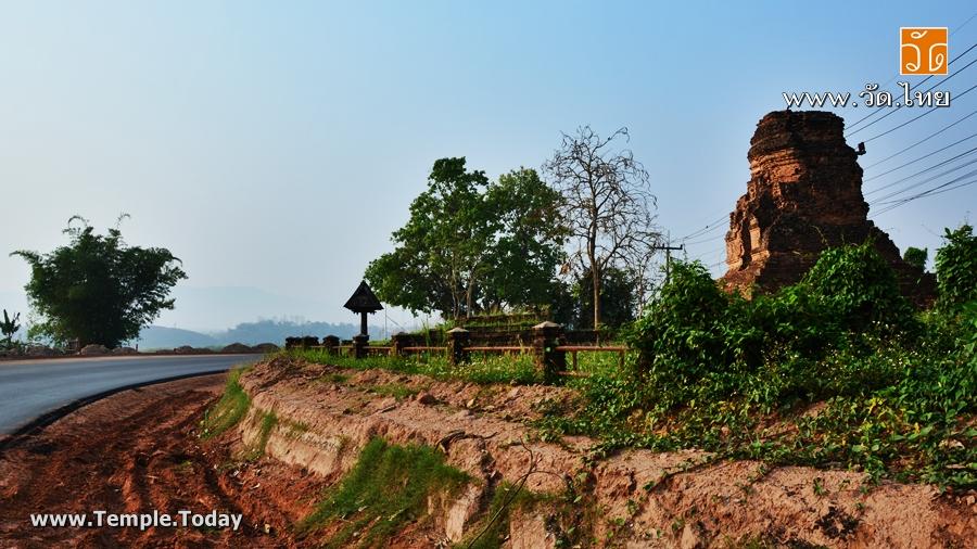วัดธาตุโขง (Wat Tat Khong) บ้านเชียงแสนน้อย ตำบลเวียง อำเภอเชียงแสน จังหวัดเชียงราย 57150