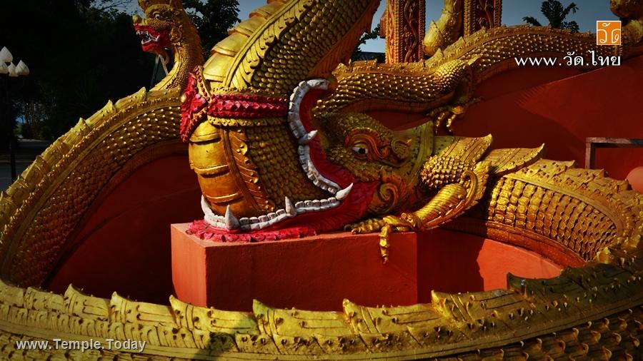 วัดพระธาตุสองพี่น้อง ( Wat Phra That Song Phi Nong ) ตำบลเวียง อำเภอเชียงแสน จังหวัดเชียงราย 57150