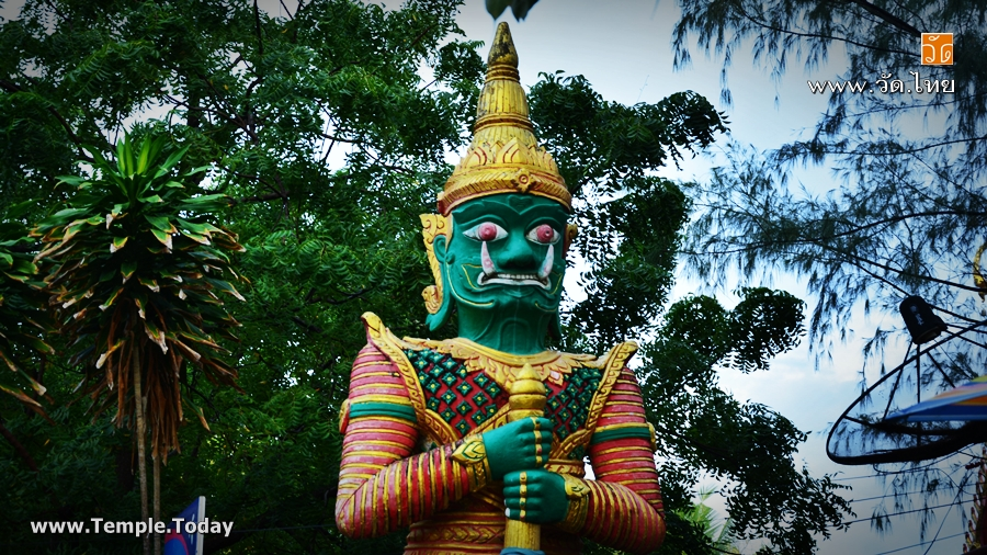 วัดพระใหญ่ เกาะฟาน (Wat Phra Yai Koh Fan) ตำบลบ่อผุด อำเภอเกาะสมุย จังหวัดสุราษฎร์ธานี 84320