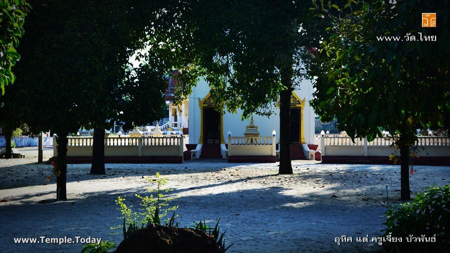วัดสระแก้ว (Wat Sa Kaeo) ตำบลสระแก้ว อำเภอท่าศาลา จังหวัดนครศรีธรรมราช 80160