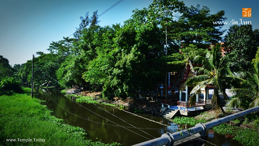 วัดอู่ตะเภา (Wat U Ta Phao) แขวงลำผักชี เขตหนองจอก จังหวัดกรุงเทพมหานคร 10530