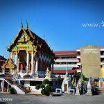วัดอู่ตะเภา (Wat U Ta Phao) แขวงลำผักชี เขตหนองจอก จังหวัดกรุงเทพมหานคร