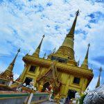 พระจุฬามณีเจดีย์ ณ วัดคีรีวงศ์ (Wat Kiriwong) ปากน้ำโพ อำเภอเมือง นครสวรรค์