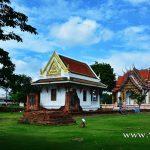 วัดจุฬามณี (Wat Chulamani) ตำบลท่าทอง อำเภอเมือง พิษณุโลก