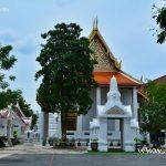 วัดชิโนรสารามวรวิหาร (Wat Chinorasaram Worawiharn) บ้านช่างหล่อ บางกอกน้อย กรุงเทพมหานคร