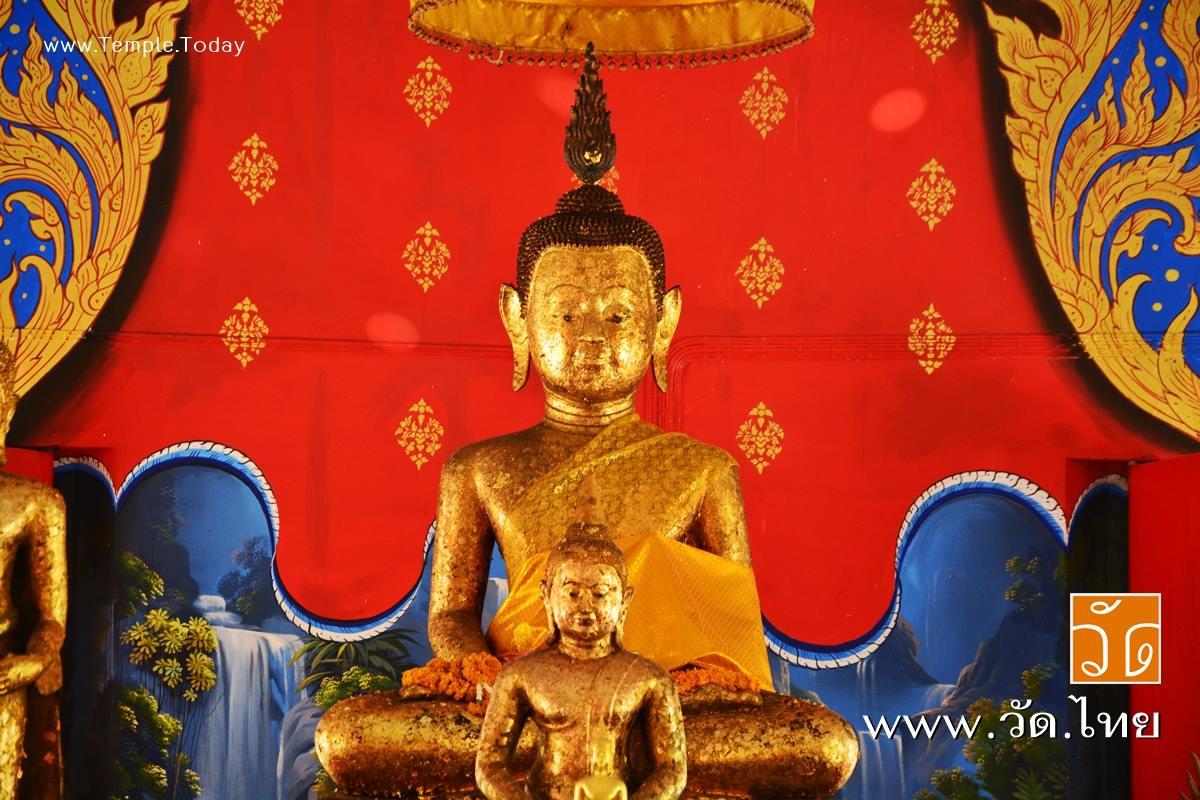 วัดดอนมะโนรา (Wat Don Manora) ตำบลดอนมะโนรา อำเภอบางคนที จังหวัดสมุทรสงคราม 75120