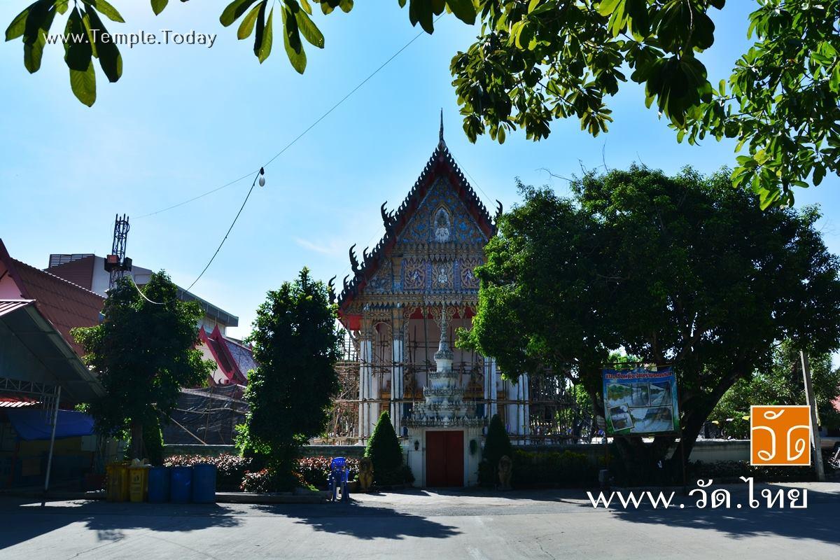 วัดทรัพย์สโมสรนิกรเกษม (วัดคู้) Wat Sub Samosorn Nikon Kasem หมู่ 11 ถนนเลียบวารี แขวงโคกแฝด เขตหนองจอก กรุงเทพมหานคร 10530