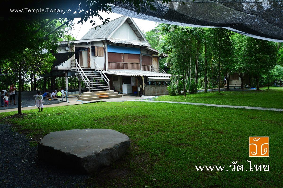 วัดนาป่าพง (Wat NaPahPong) ตำบลบึงทองหลาง อำเภอลำลูกกา จังหวัดปทุมธานี 12150