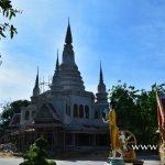 วัดบึงบัว (Wat Bueng Bua) แขวงลำปลาทิว เขตลาดกระบัง กรุงเทพมหานคร