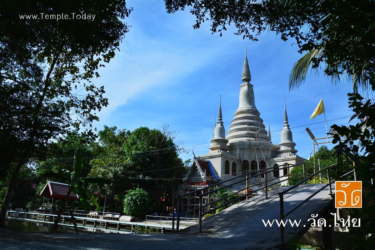 วัดบึงบัว (Wat Bueng Bua) ซอยคุ้มเกล้า 25 ถนนคุ้มเกล้า แขวงลำปลาทิว เขตลาดกระบัง กรุงเทพมหานคร 10520