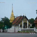 วัดพระธาตุช้างค้ำวรวิหาร (Wat Phra That Chang Kham Worawihan) ตำบลในเวียง อำเภอเมืองน่าน จังหวัดน่าน