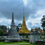 วัดพระธาตุแช่แห้ง (Wat Phrathat Chae Haeng) ตำบลม่วงตึ๊ด อำเภอภูเพียง จังหวัดน่าน