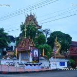 วัดพระเนตร (Wat Phra Nate) ตำบลในเวียง อำเภอเมืองน่าน จังหวัดน่าน