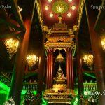 วัดพระแก้ว (Wat Phra Kaew) ถนนไตรรัตน์ ตำบลเวียง อำเภอเมือง จังหวัดเชียงราย