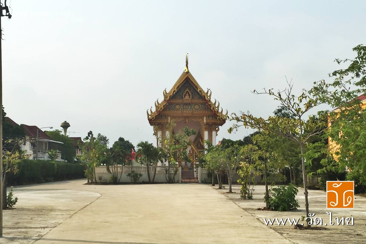 วัดศรีกุเรชา ( Wat Si Kurecha ) หมู่ 1 ซอยวัดศรีกุเรชา ( ราษฎร์อุทิศ36) ถนนราษฎร์อุทิศ แขวงแสนแสบ เขตมีนบุรี กรุงเทพมหานคร 10510