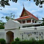 วัดอัมพวา (Wat Amphawa) แขวงบ้านช่างหล่อ เขตบางกอกน้อย กรุงเทพมหานคร