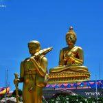 วัดเขาหลาว (Wat KhaoLao)  ตำบลวังมะนาว อำเภอปากท่อ จังหวัดราชบุรี