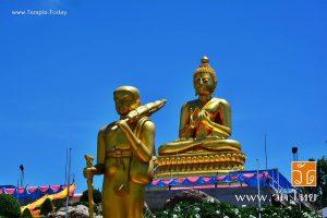 วัดเขาหลาว (Wat KhaoLao) หมู่ 5 ตำบลวังมะนาว อำเภอปากท่อ จังหวัดราชบุรี 70140