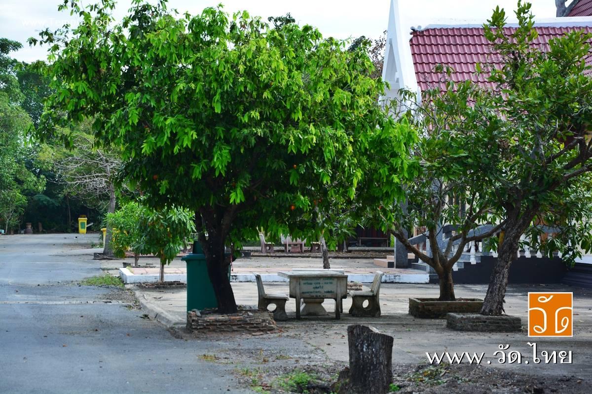 วัดเจียระดับ (Wat Chia Ra Dap) ซอยสุวินทวงศ์ 33 แขวงลำผักชี เขตหนองจอก จังหวัดกรุงเทพมหานคร 10530