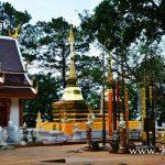 วัดพระธาตุดอยตุง ( Wat Phra That Doi Tung ) ตำบลห้วยไคร้ อำเภอแม่สาย จังหวัดเชียงราย