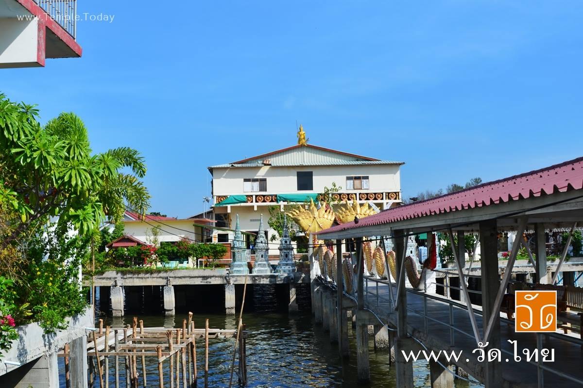 วัดหงษ์ทอง (Wat Hong Thong) ตำบลสองคลอง อำเภอบางปะกง จังหวัดฉะเชิงเทรา 24130